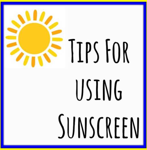 Are you applying sunscreen correctly? Come check out easy tips for sunscreen use! Banana Boat® Keeps You Covered at the Splash Pad and more! #BBBestSummerEver @bananaboat | The TipToe Fairy #ad