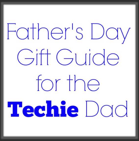 Need an awesome tech gift idea for Father's Day? Check out this gift guide for the techie dad! #DROIDTurboGray @DROIDbyMotorola | The TipToe Fairy