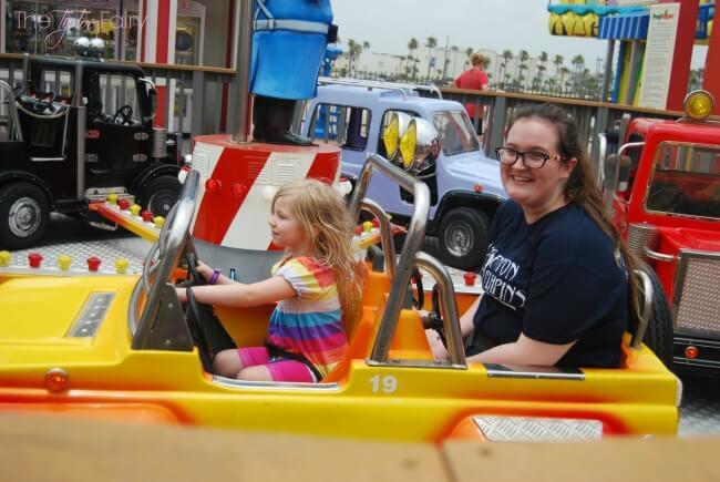Our Visit to the Pleasure Pier in Galveston, Texas | The TipToe Fairy