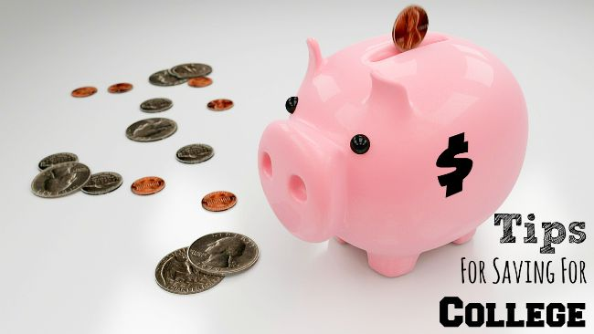 Easy Tips for Saving for Your Kid's College #360Savings @CapitalOne360 #ad | The TipToe Fairy