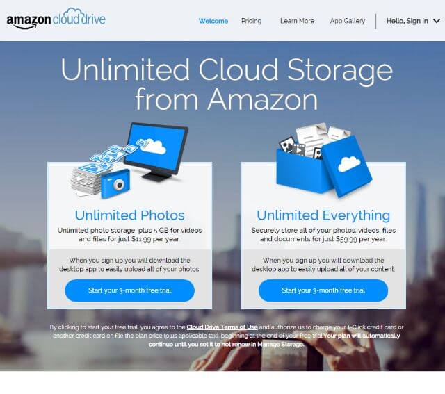 Need to save lots of photos? Check out Amazon Cloud Drive! #AMZNCloudDrive #ad | The TipToe Fairy