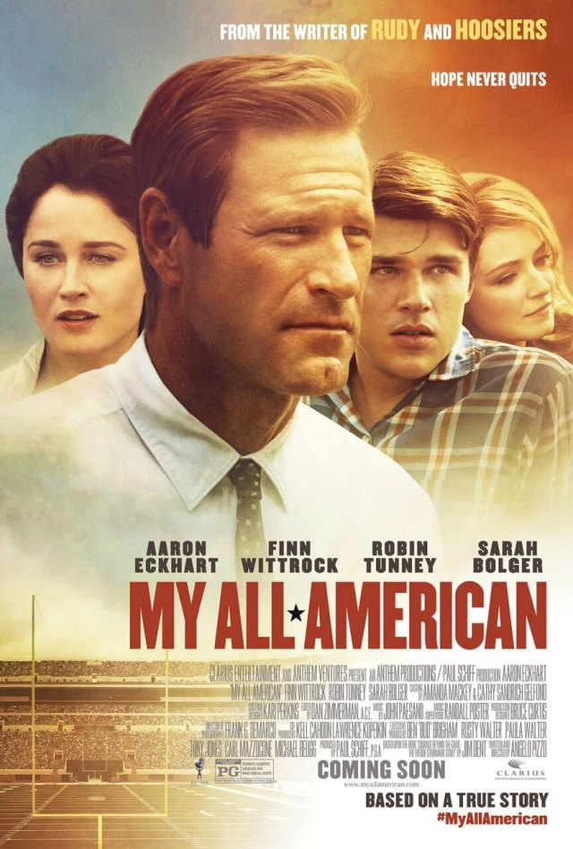 Come win a Movie Prize Pack for #MyAllAmerican #ad | The TipToe Fairy