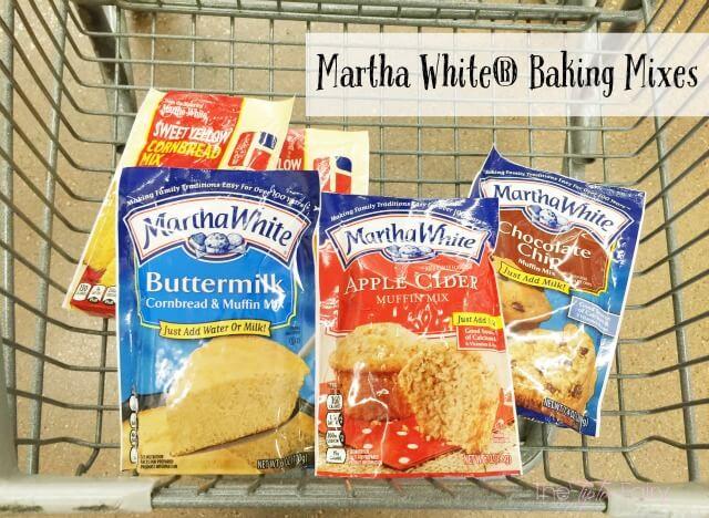 Martha White Baking Mixes #ad   The TipToe Fairy