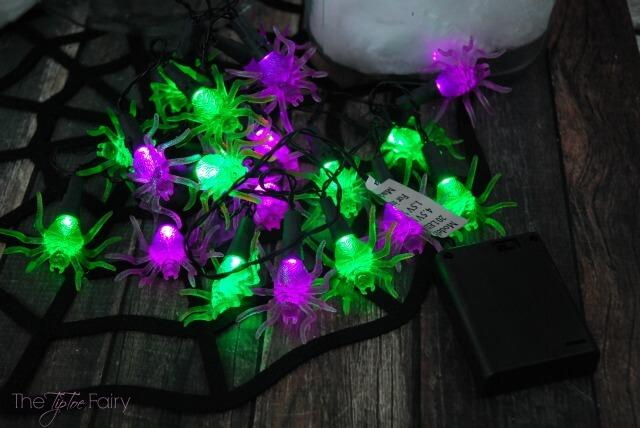 Make a Halloween Spider Luminary - easy recycle / upcycle tutorial! #ad #BringingInnovation   The TipToe Fairy