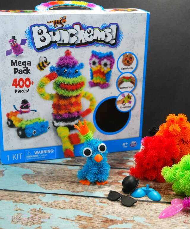 #Bunchems the hot new toy to unleash creativity! AD #CG | The TipToe Fairy