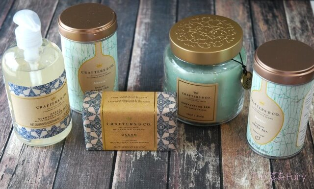 Come over & #win a Crafters & Co. prize pack from Hallmark @TheTipToeFairy #giveaway