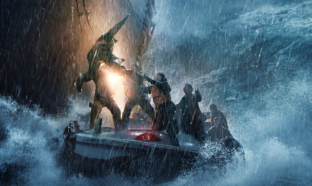 Check out my movie review for Walt Disney's The Finest Hours! #movie #moviereview