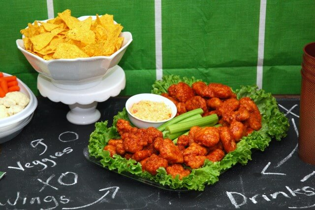 #Football #Party Ideas for the Big Game #AD