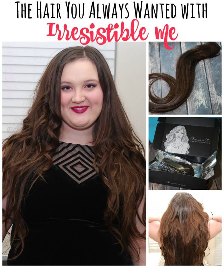 The Hair You Always Wanted with @IrresistibleMeO! #ad #hair #beauty