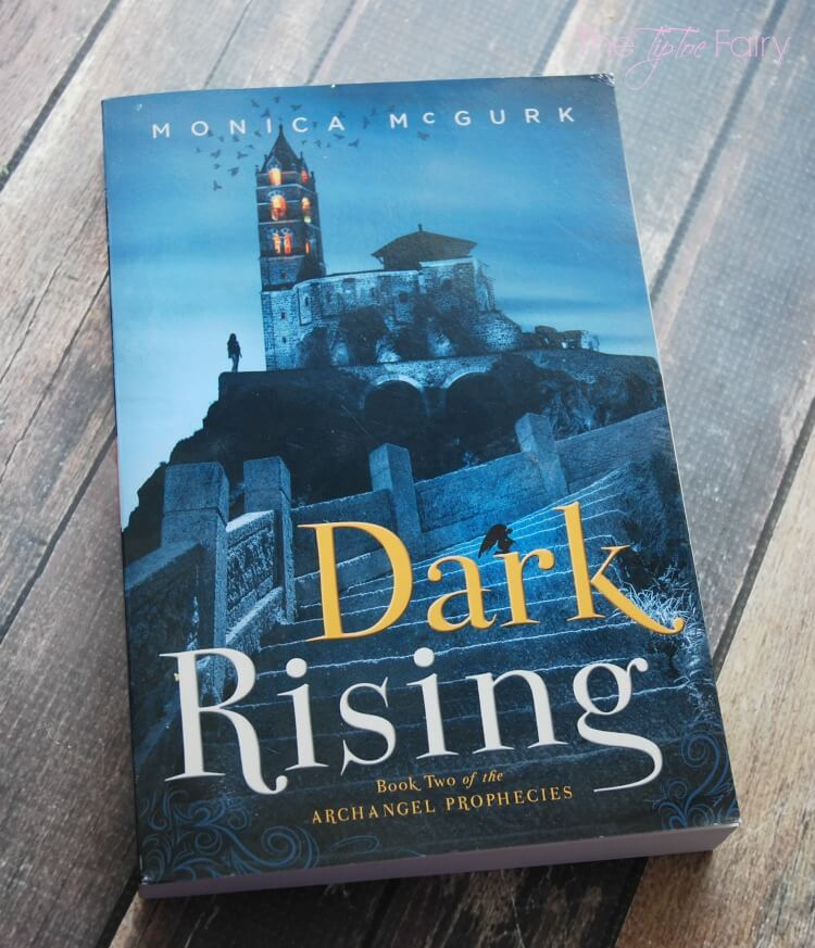 Looking for a new #book? Come read my review for #DarkRising by Monica McGurk #AD