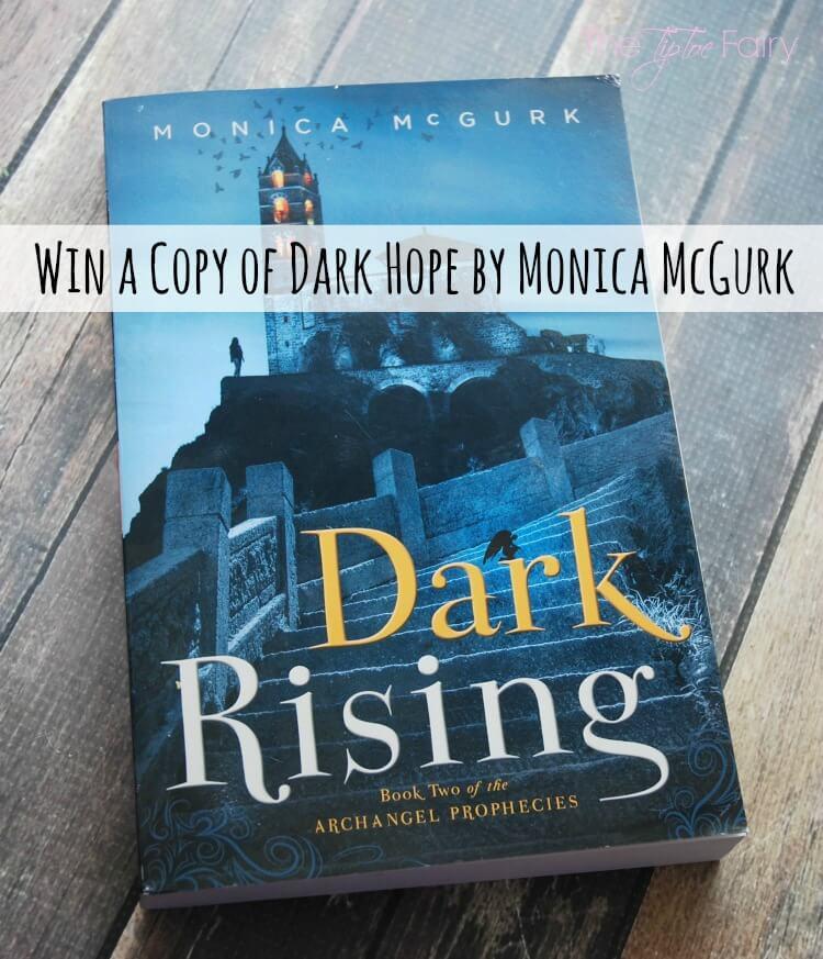 #Win a copy of #DarkRising by Monica McGurk - #Angel thriller! #bookreview #book #ad