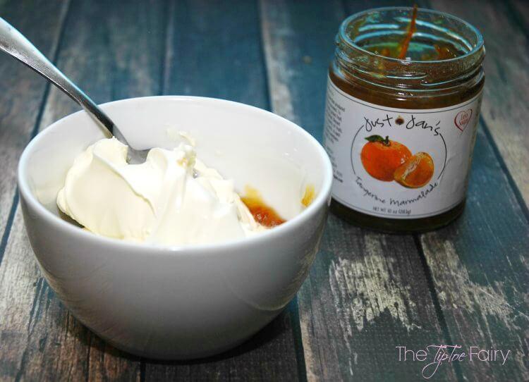 Make this easy Raspberry & Marmalade Cream Galette! #AD #food #foodie #dessert