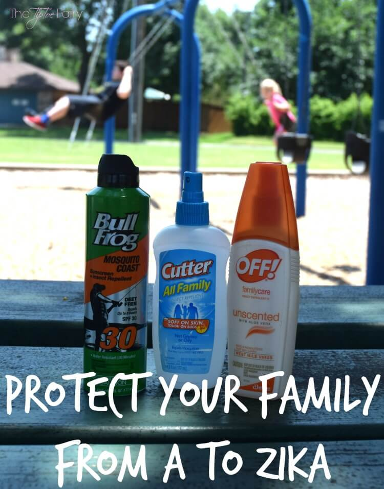 Learn from #AtoZika about mosquito protection! @DebugtheMyths #AD