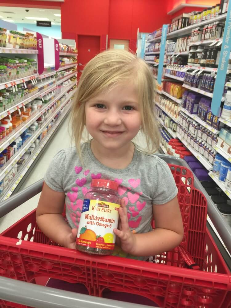 Kids can get the support they need for #backtoschool w/ #NatureMadeAtTarget! @Target #IC #ad