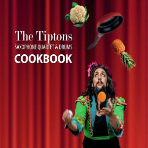 COOKBOOK COVER SQUARE