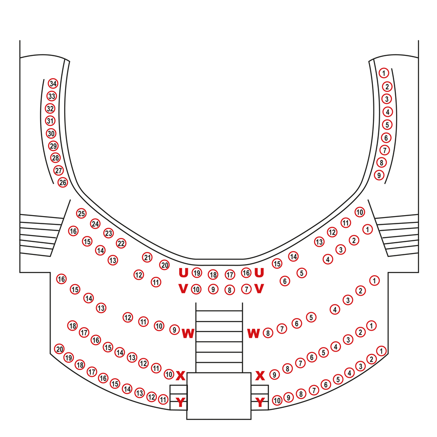 Tickets For Tivoli Theatre Aberdeen Tivoli Theatre Seating Plan Aberdeen Elcho Table