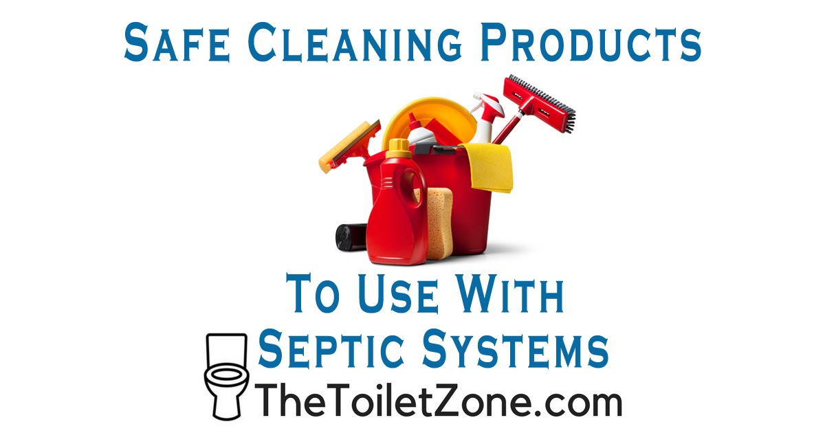 Bleach In Toilet Tank Best Toilet Cleaners For Septic System Tanks | Septic-safe