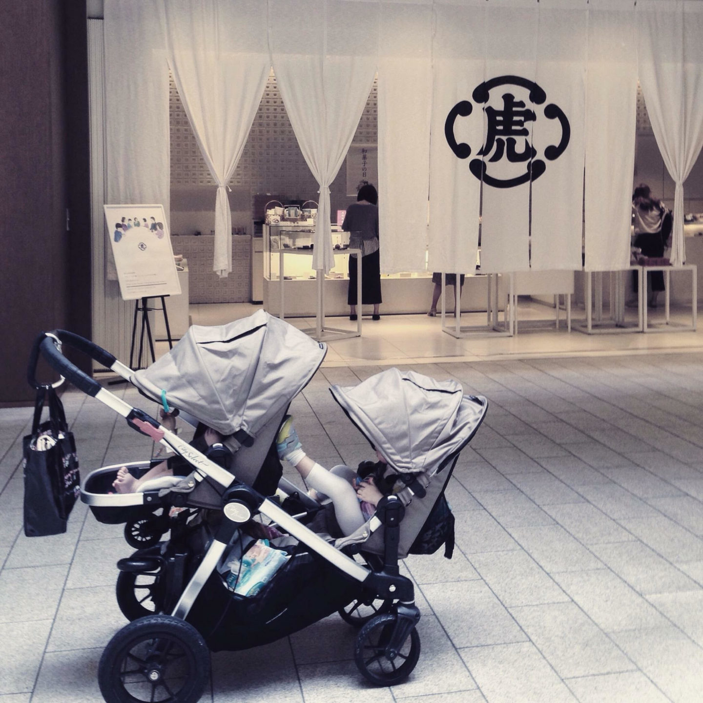 Double Stroller Expensive Pack A Stroller Not Just For Babies The Tokyo Chapter