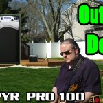 Outdoor Demo - Peavey VYPYR Pro-100
