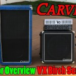 Carvin VX Series Cabs - OUTDOOR OVERVIEW in 4K !!!