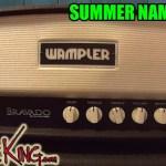 Wampler Bravado Amp & Ethereal Demo - Summer NAMM 2016
