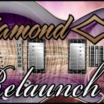 Diamond Guitars - Relaunch '16 with Coupon Code!