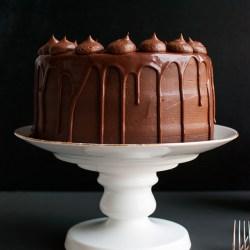Mock Version of Proof Bakerys Chocolate Espresso Cake the Tough