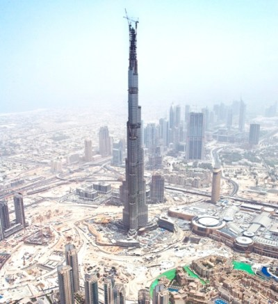 Burj Khalifa Facts and Information - The Tower Info