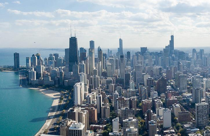 Fall In Chicago Wallpaper Why America Doesn T Build Tallest Building Again The