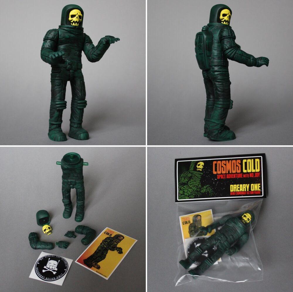 Dead Cosmonaut Dreary One By Kosrobot Worldwide Release Info