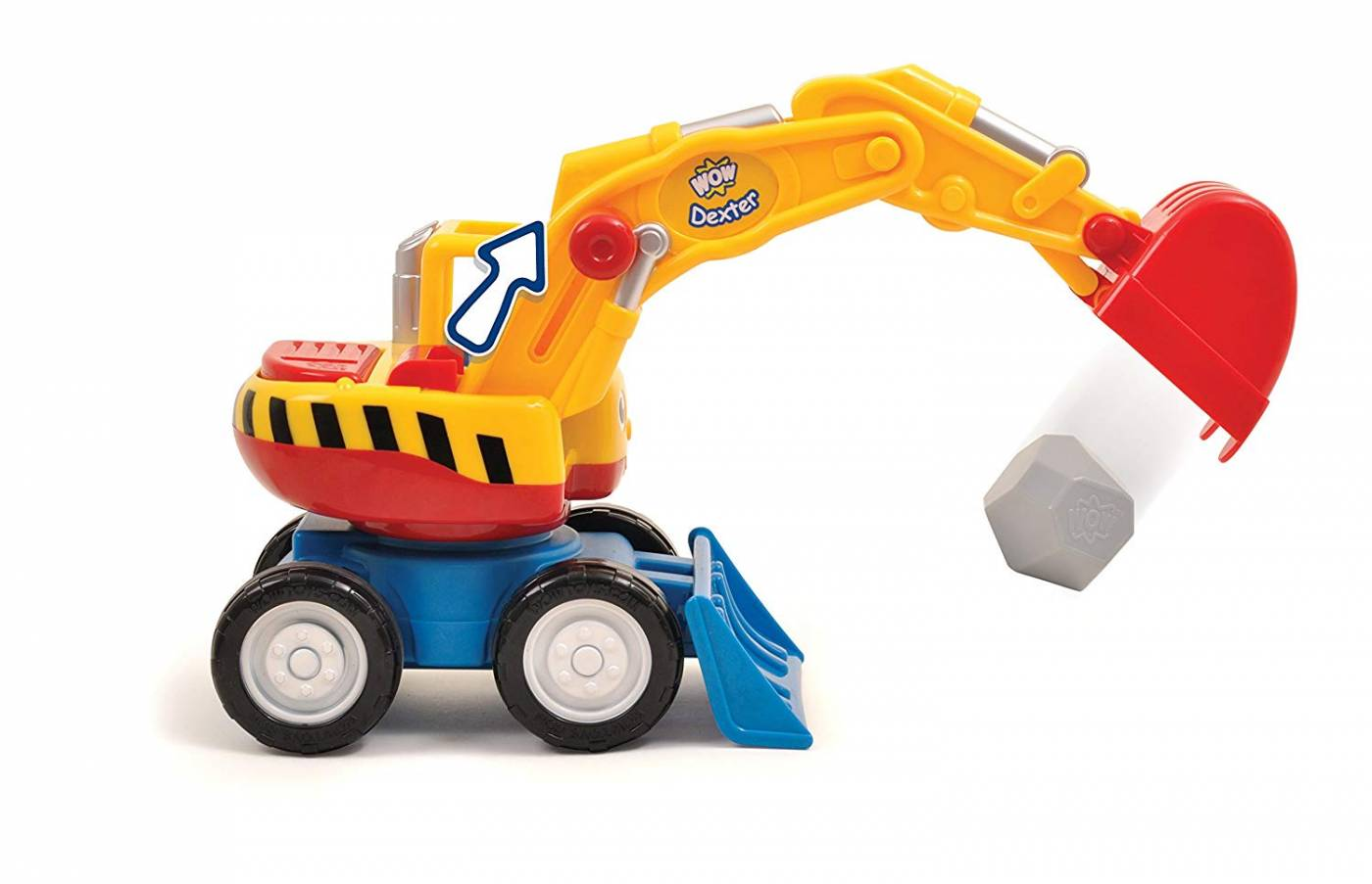 Digger Toy Wow Toys Dexter The Digger