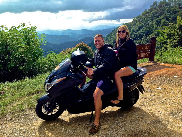 Buying a New Motorcycle in Thailand