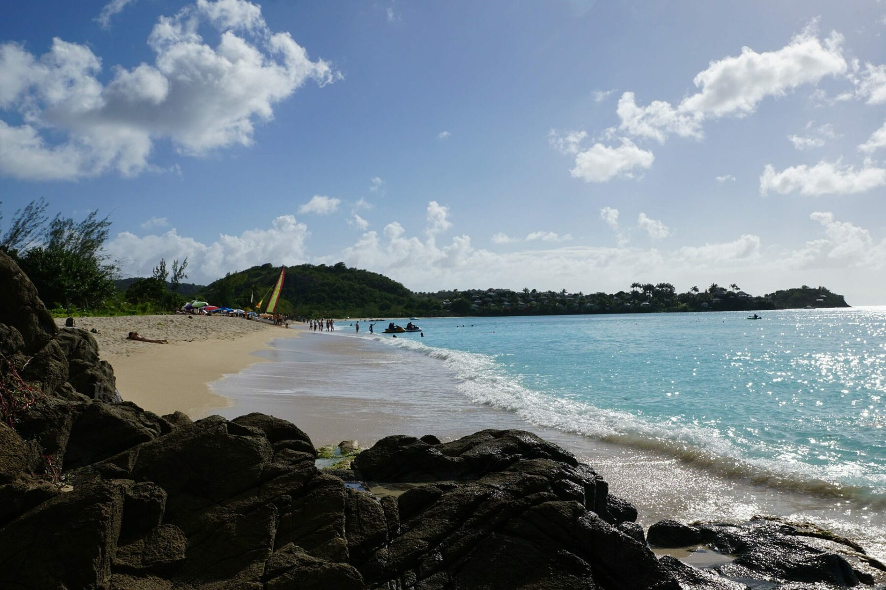 Accommodations South Africa Antigua's 365 Beaches - One For Every Day Of The Year