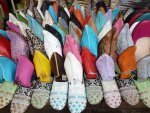Shoes in the Souk