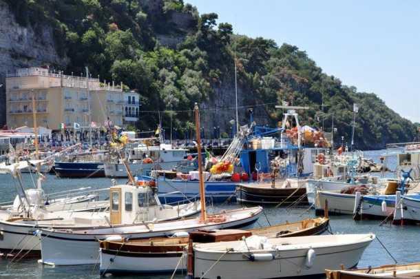 Marina Grande Sorrento