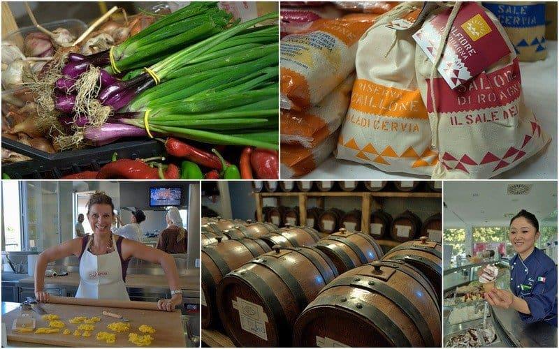 Food in Emilia Romagna