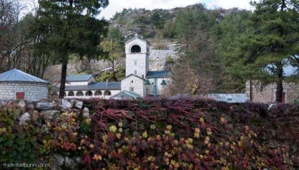 Cetinje Monastery.