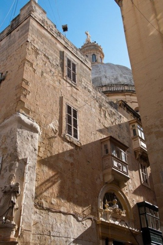 Valletta Buildings