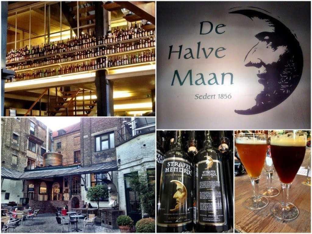 Half Moon Brewery, Bruges