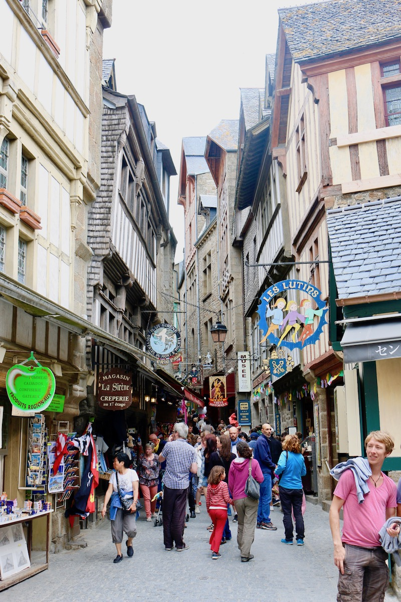 Magasin But Le Havre A Mini Guide To Mont Saint Michel A Real Life Harry Potter Town