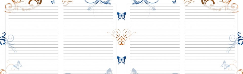 Guest Book Page Template – Guest Book Template