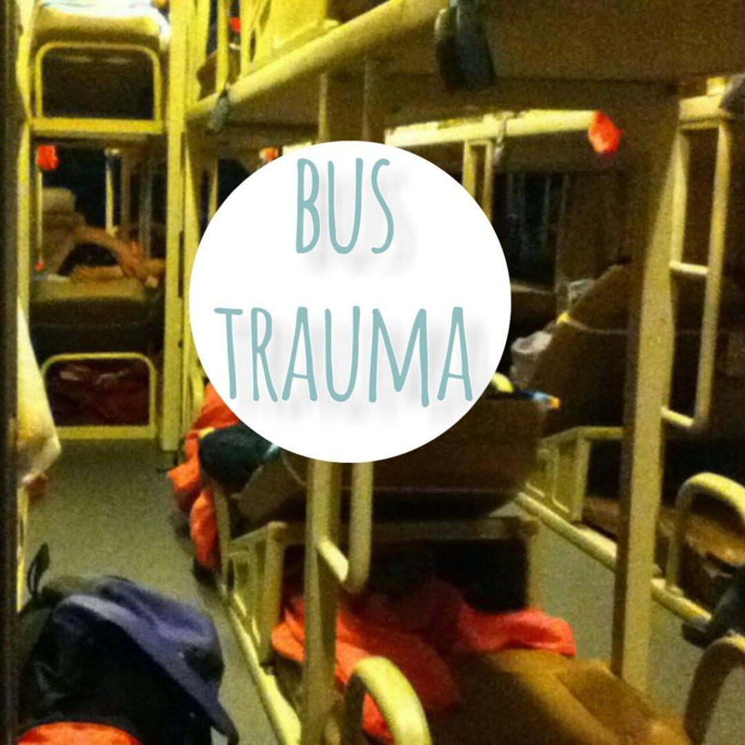 bus trauma the traveloguer