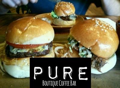 Pure Boutique Coffee Bar, Glenelg, Adelaide