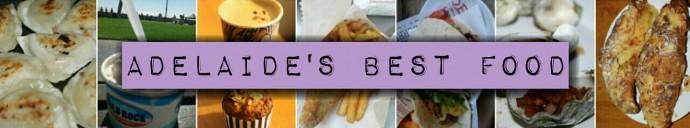 Adelaide's Best Food