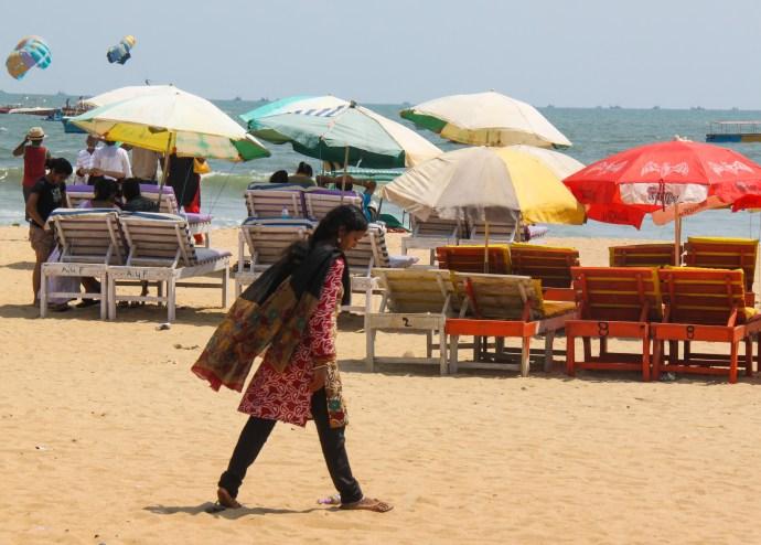 Goa girl - international women's day - the traveloguer travel blog