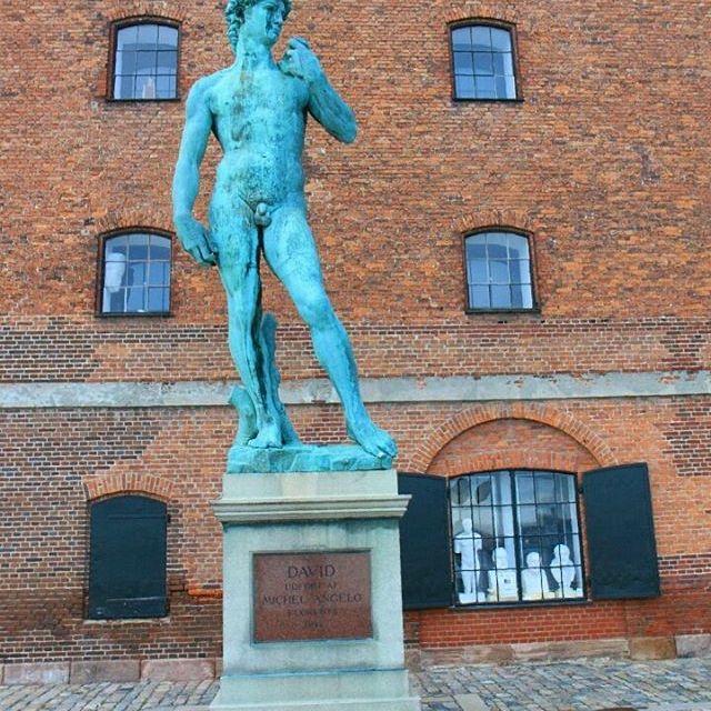 David in Copenhagen