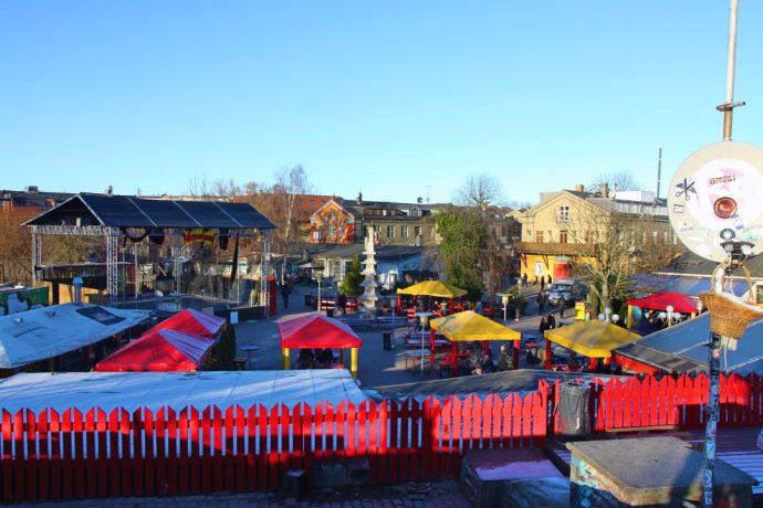 Freetown Christiania - Copenhagens alternative community