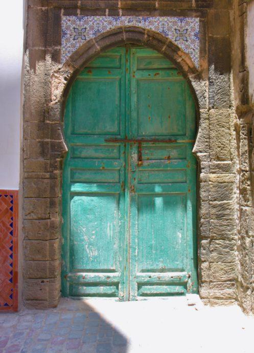 Doors of Essaouira - Essaouira travel guide for Moroccos beautiful town