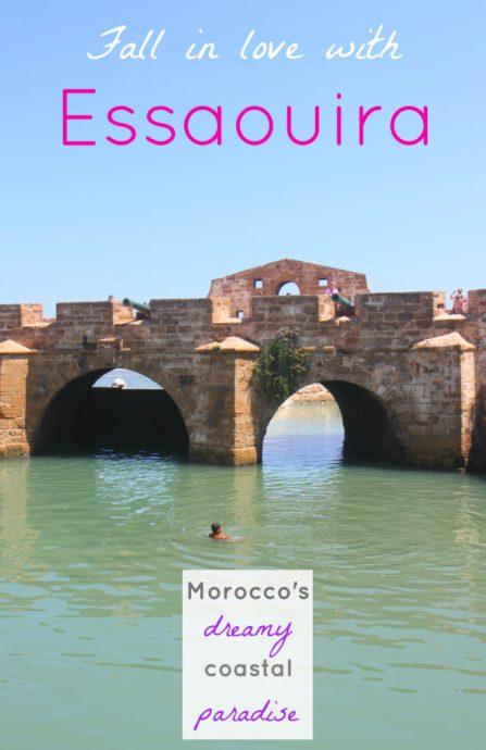 Travel guide to Essaouira - Morocco's beautiful, dreamy, coastal town