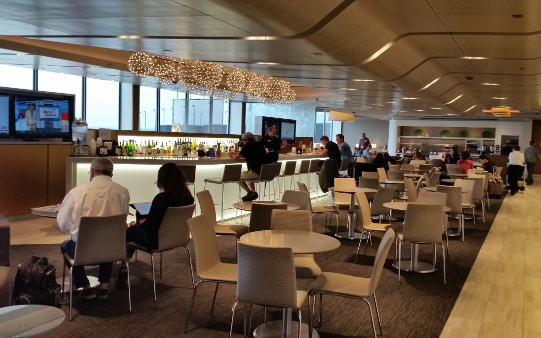 Lounge Review: United Club Lounge – Chicago O'Hare (Terminal 2)